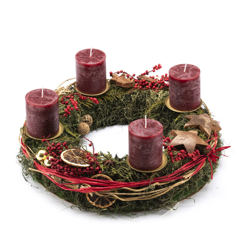 Advent Wreath - Florals & Homedecor - GALA GROUP